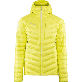 Mammut Broad Peak Chaqueta IN Hombre, canary